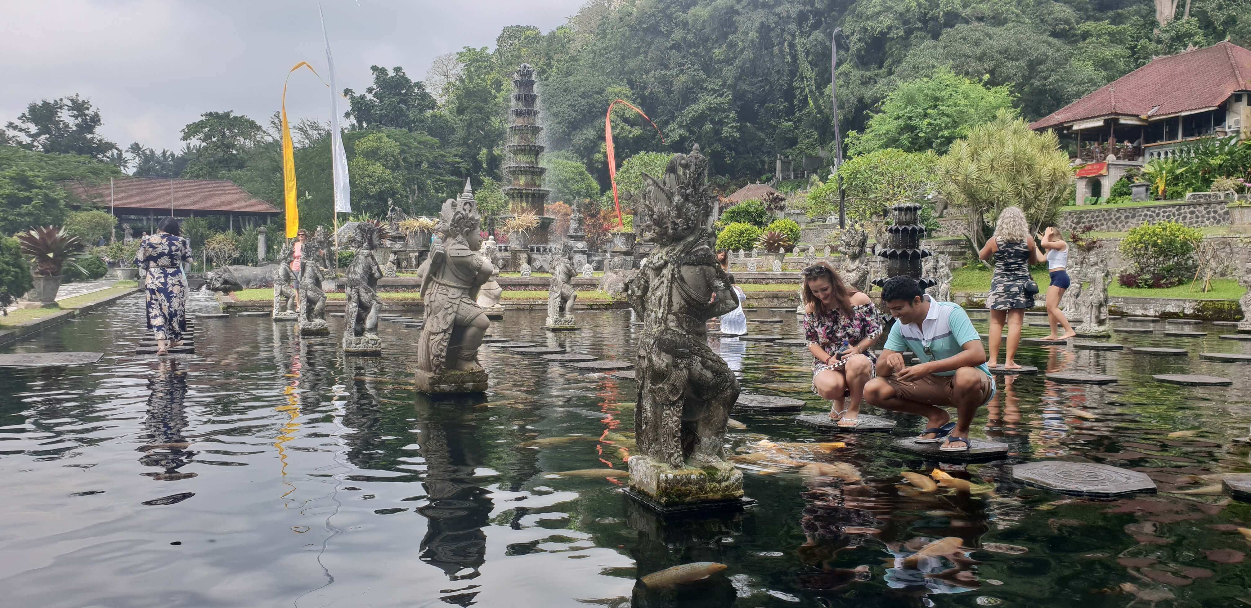 Tirta Gangga Royal Water Garden: What To Do In Ubud In 4 Days?