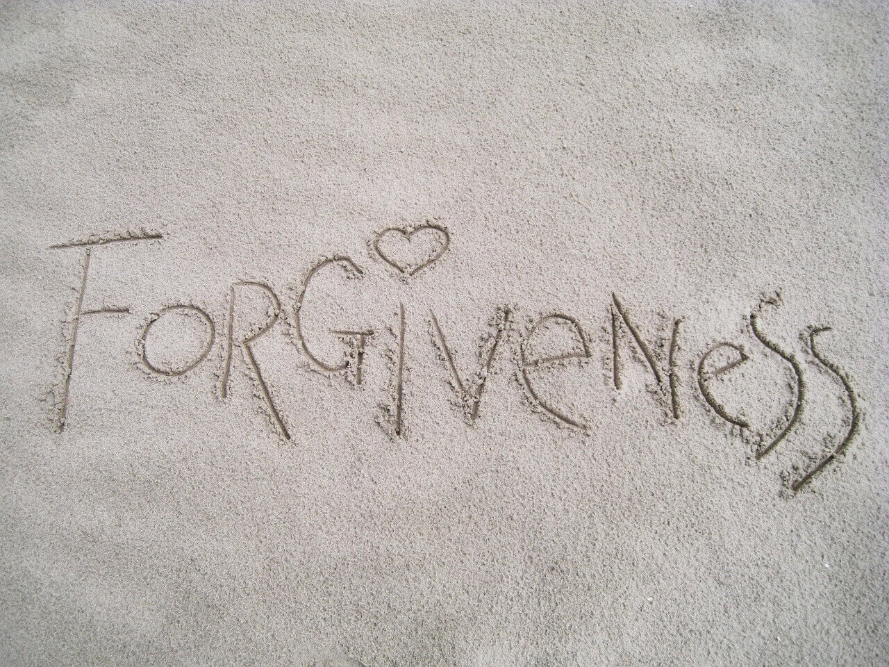 Forgiveness - Learning the 10 Steps To Handle Betrayal