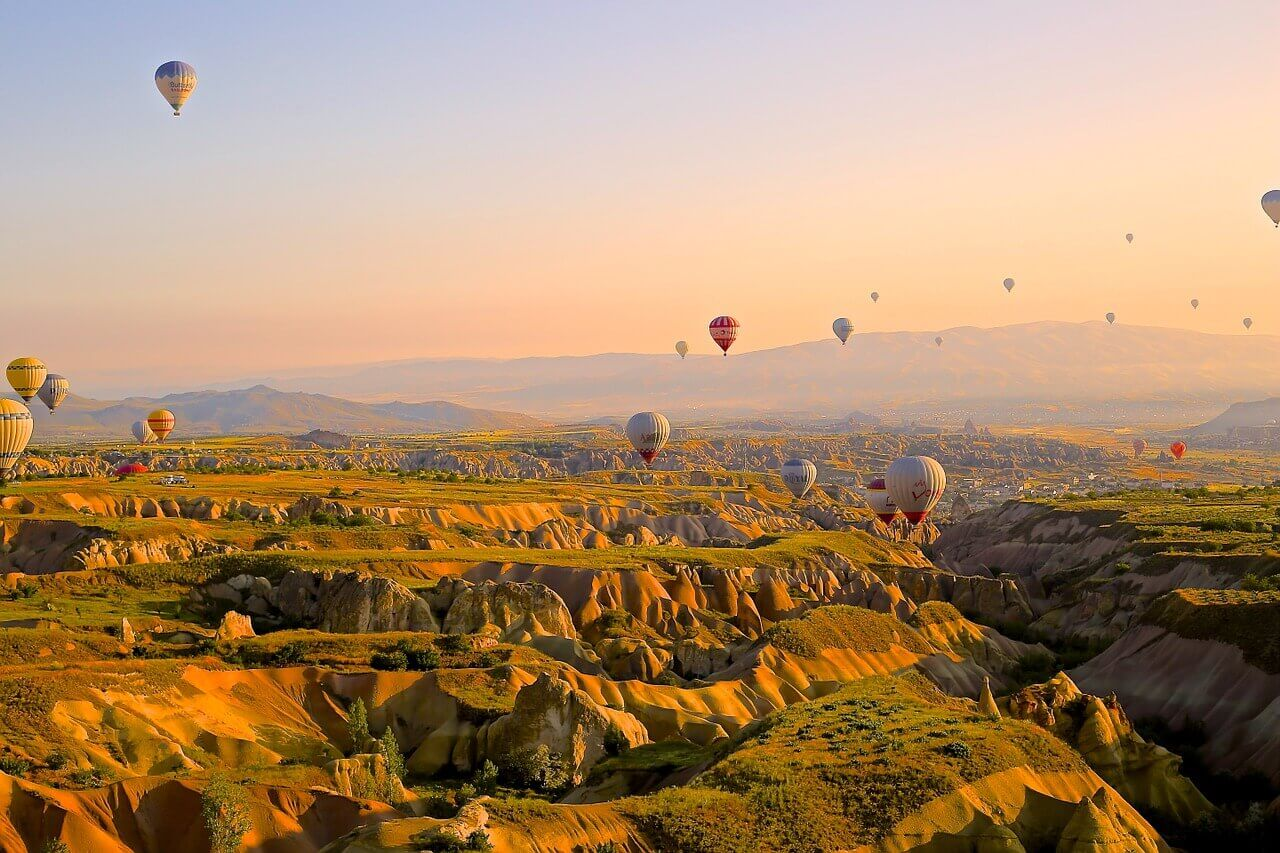 Cappadocia Red and Green Tours - 2 Day Cappadocia Itinerary